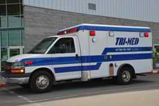 History of Tri-Med Ambulance, Tri-Med Ambulance