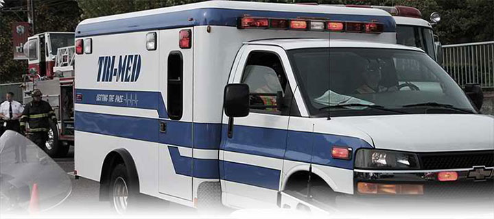 Who We Serve, Ambulance Transport, Puget Sound, King County