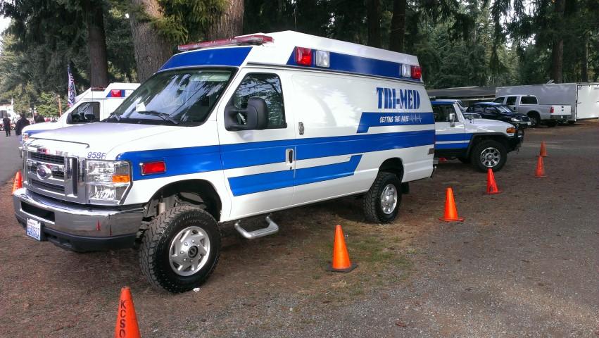 BLS & Bariatric Ambulances | Tri-Med Ambulance | BLS
